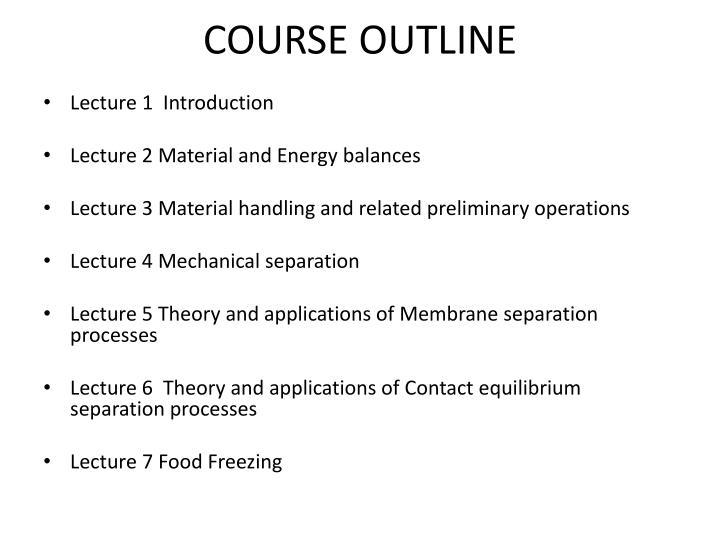 course outline of mechanics statics Faculty of science department of physics pcs 211 physics: mechanics course outline, fall 2015 instructors dr vladislav toronov (course co-ordinator, toronov.