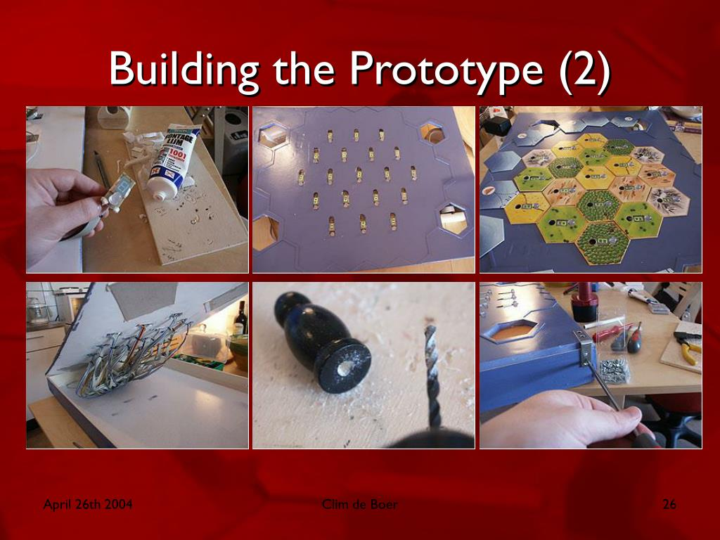 Building the Prototype (2)