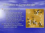 difficulties in computer go7