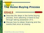 lesson 22 2 the home buying process