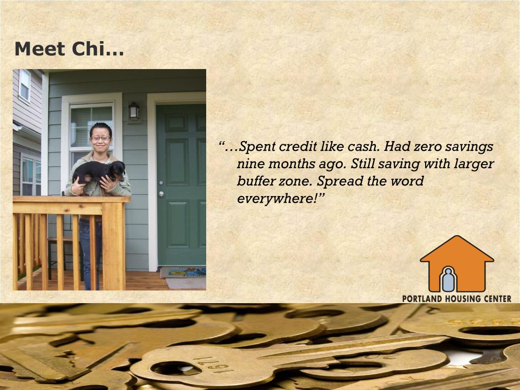 Meet Chi…