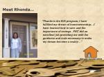 meet rhonda