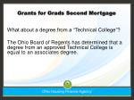 grants for grads second mortgage32