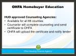 ohfa homebuyer education51