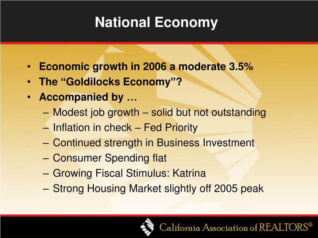 National Economy
