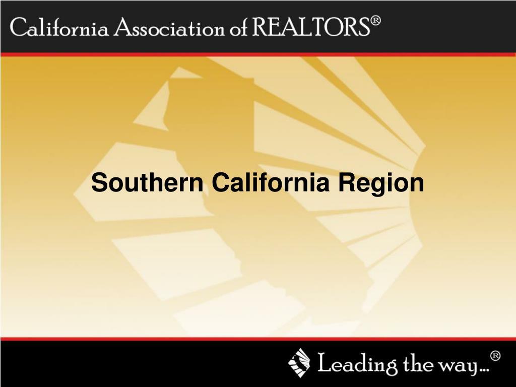 Southern California Region