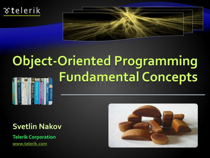 object oriented programming fundamental concepts n.
