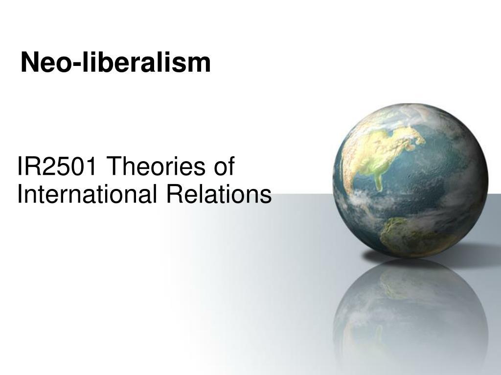 neo liberalism l.