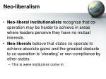 neo liberalism8