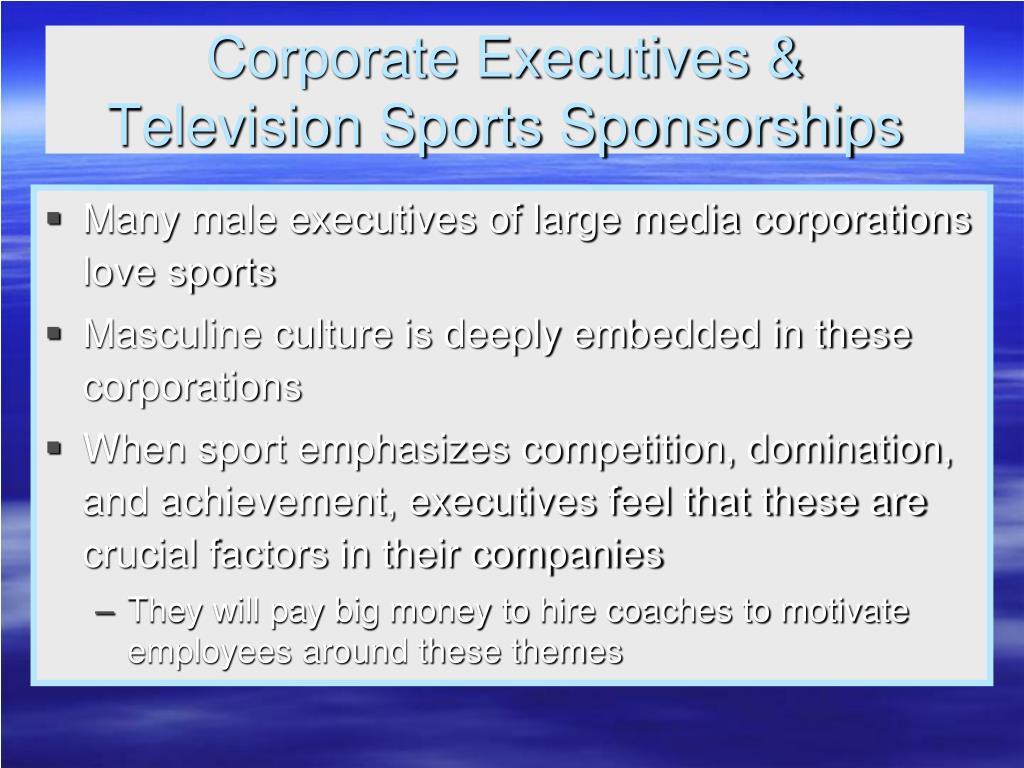Corporate Executives &