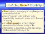 defining race ethnicity