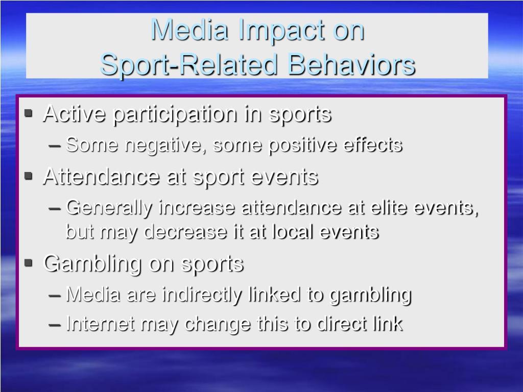 Media Impact on