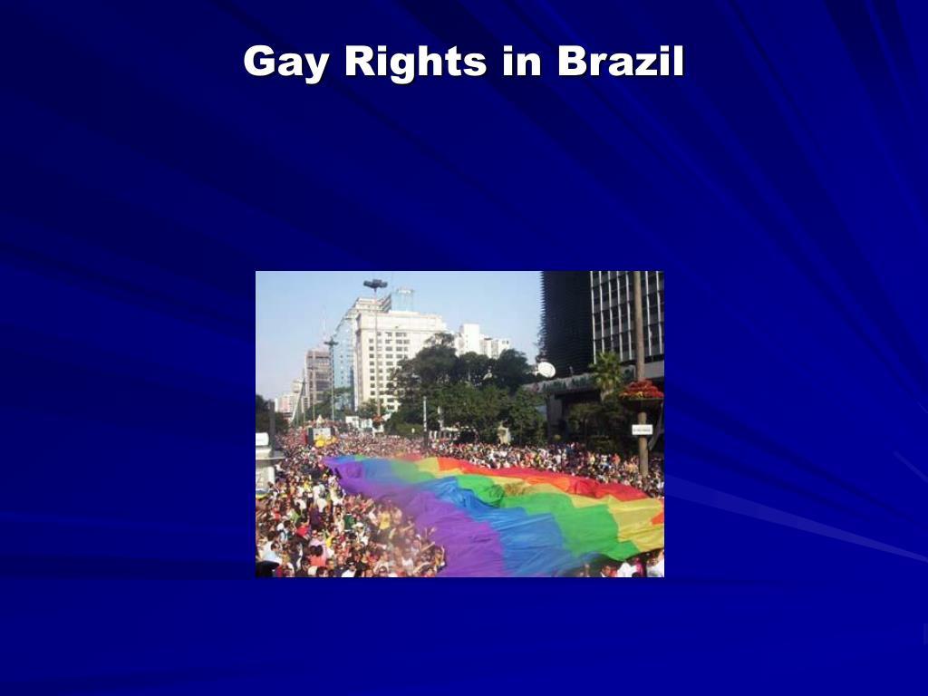 Gay Rights in Brazil