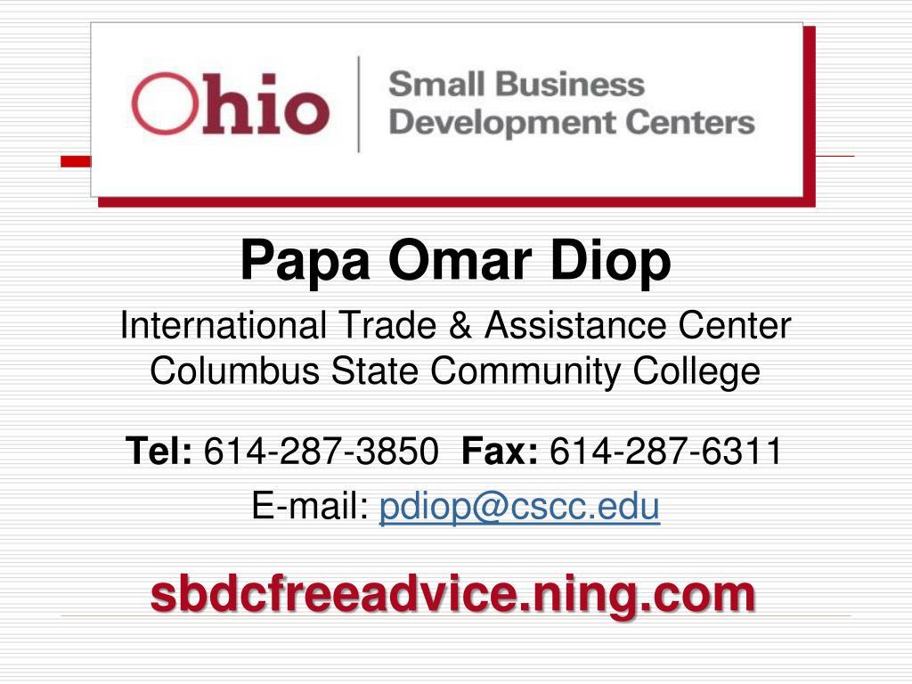 Papa Omar