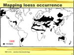mapping loess occurrence1