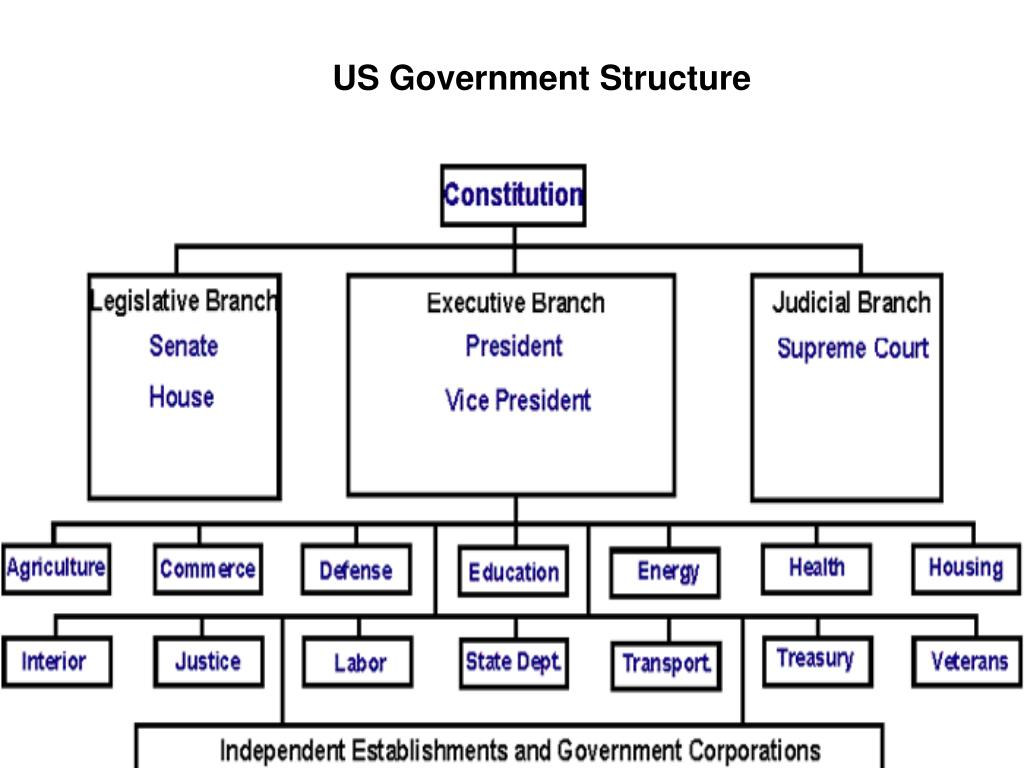 US Government Structure