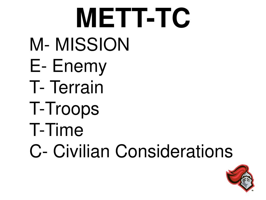 ppt troop leading procedures metttc amp oakoc powerpoint
