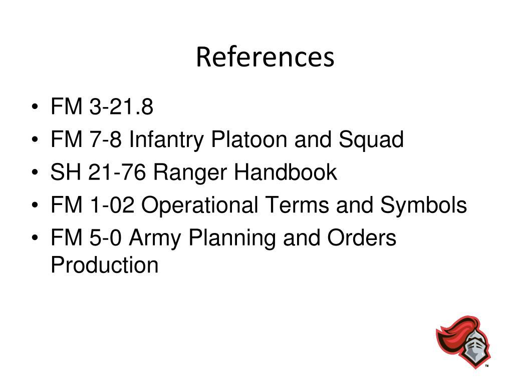 ppt troop leading procedures metttc amp oakoc powerpoint