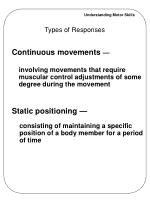 types of responses6