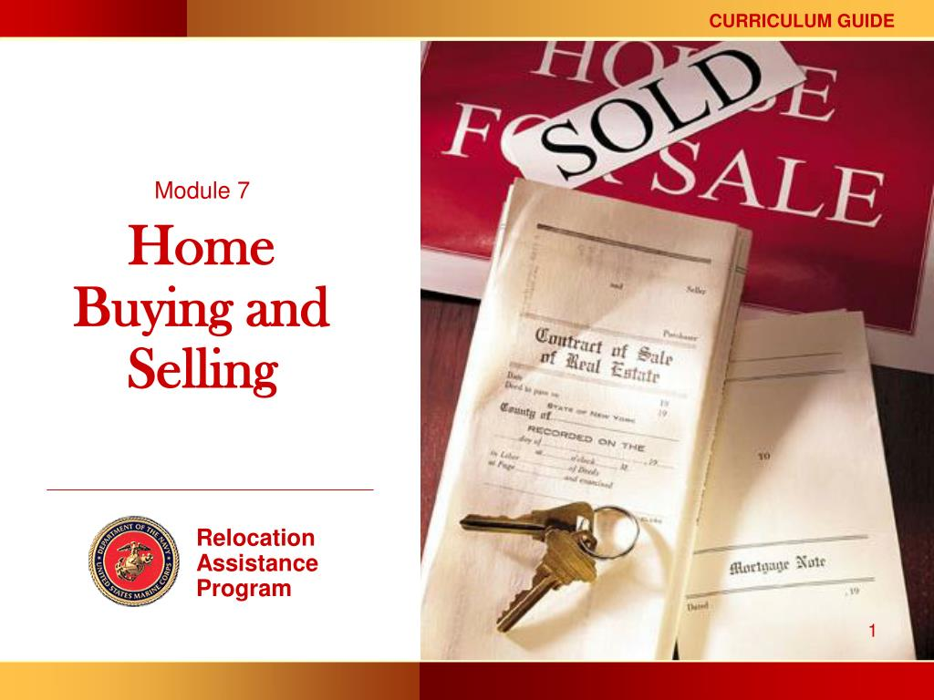 home buying and selling l.