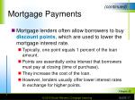 mortgage payments17