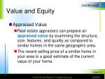 value and equity5