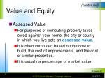 value and equity6