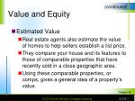 value and equity7