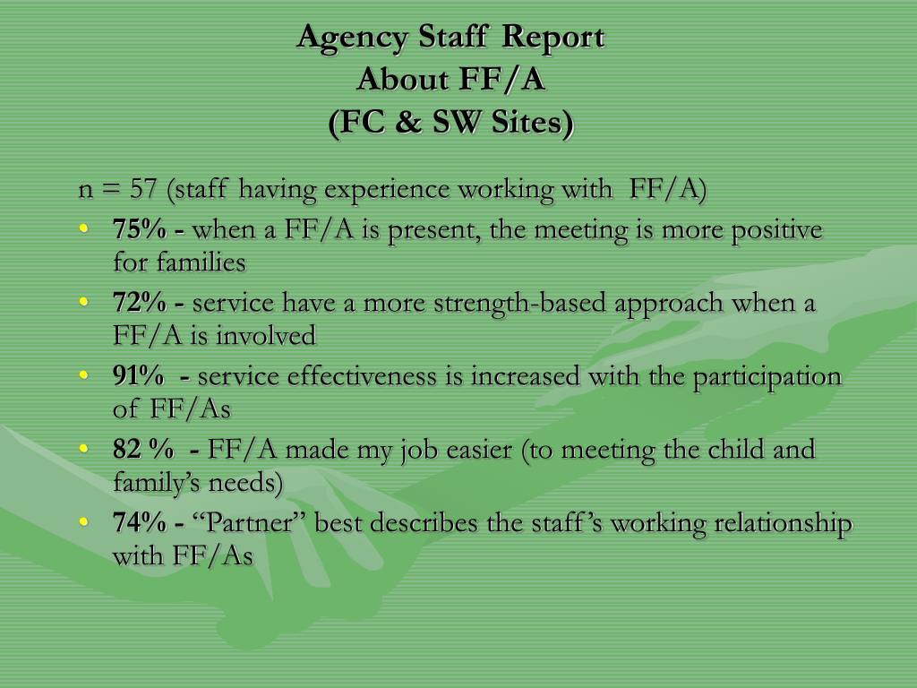 Agency Staff Report