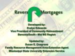 reverse mortgages19