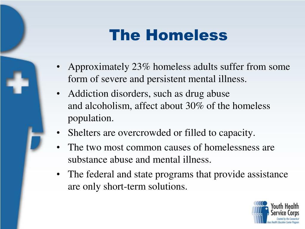 vulnerable homeless population