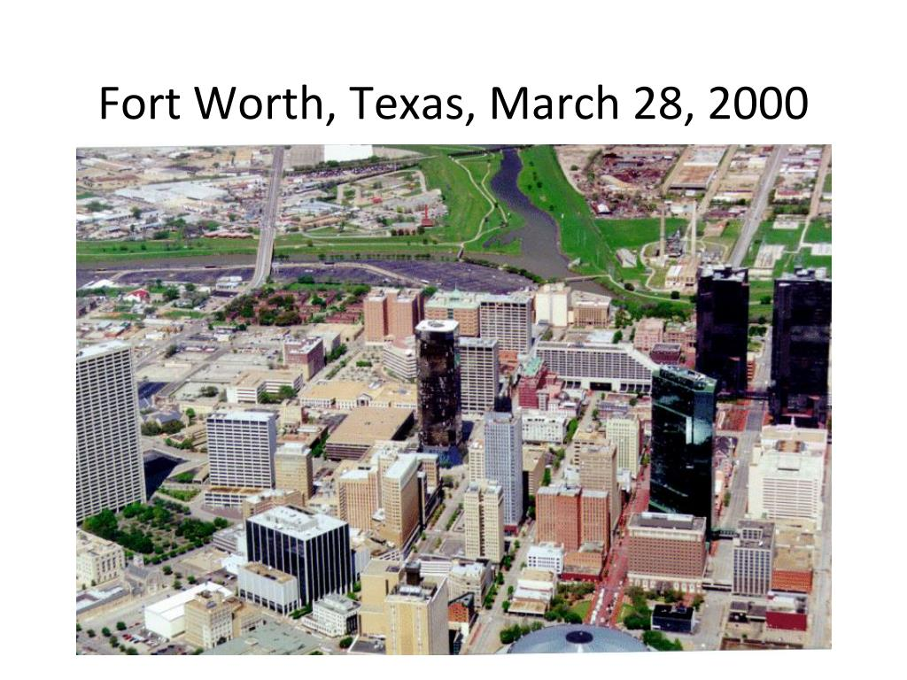 Fort Worth, Texas, March 28, 2000