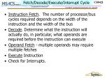 fetch decode execute interrupt cycle