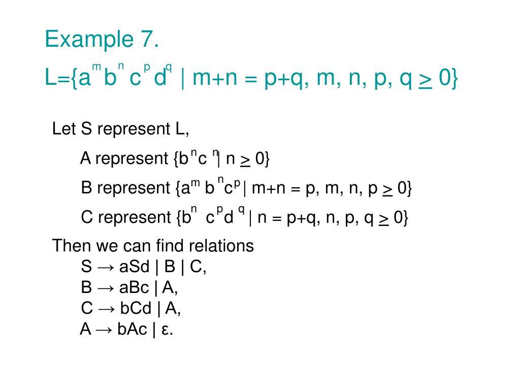 Example 7.