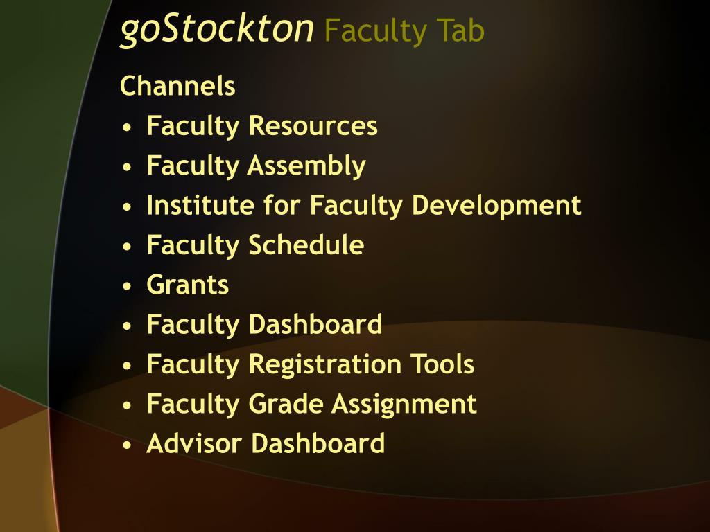 goStockton