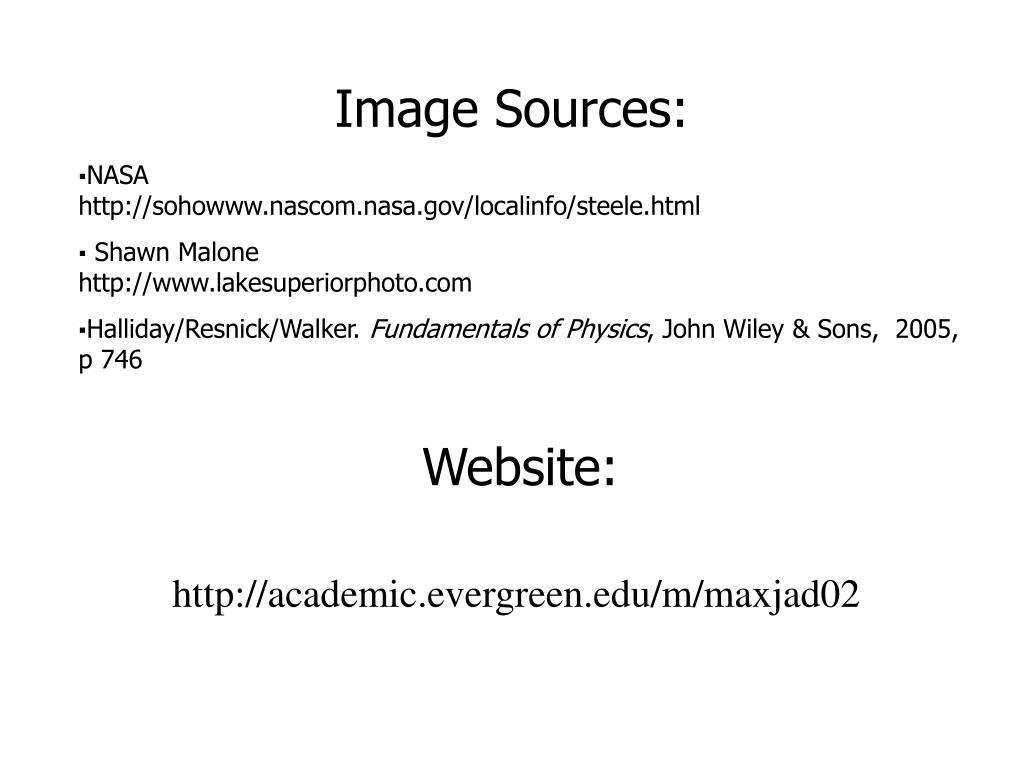 Image Sources: