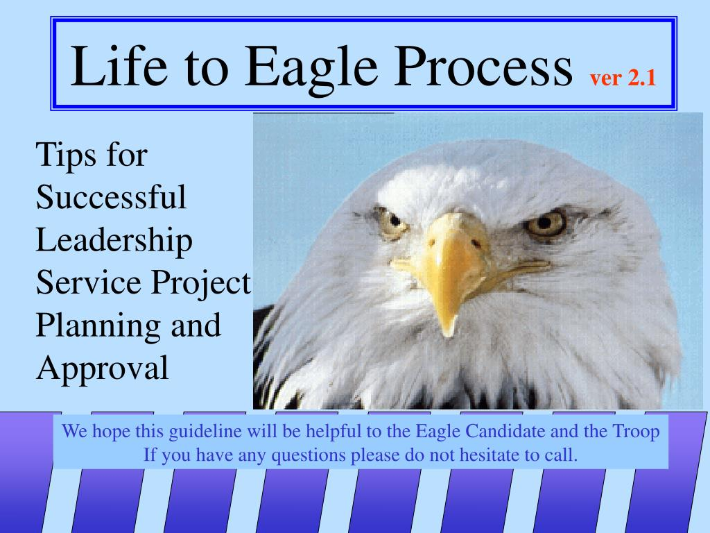 life to eagle process ver 2 1 l.