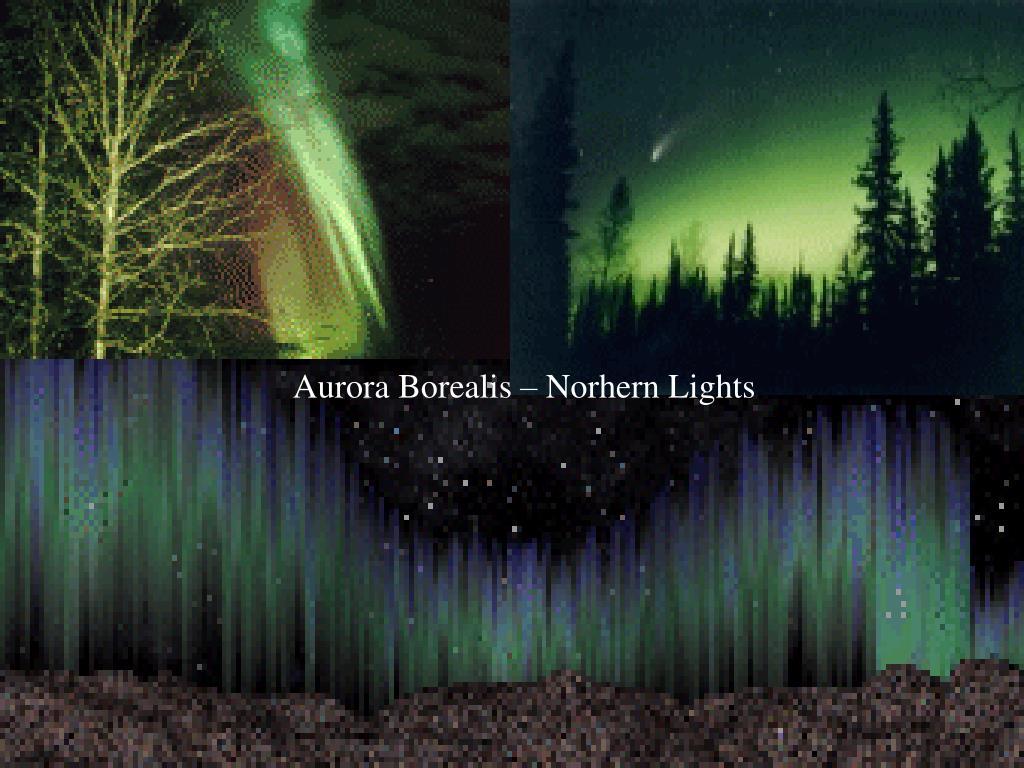 Aurora Borealis – Norhern Lights