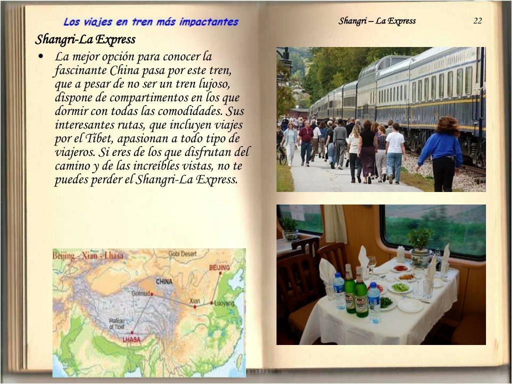Shangri – La Express