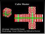 cubic master