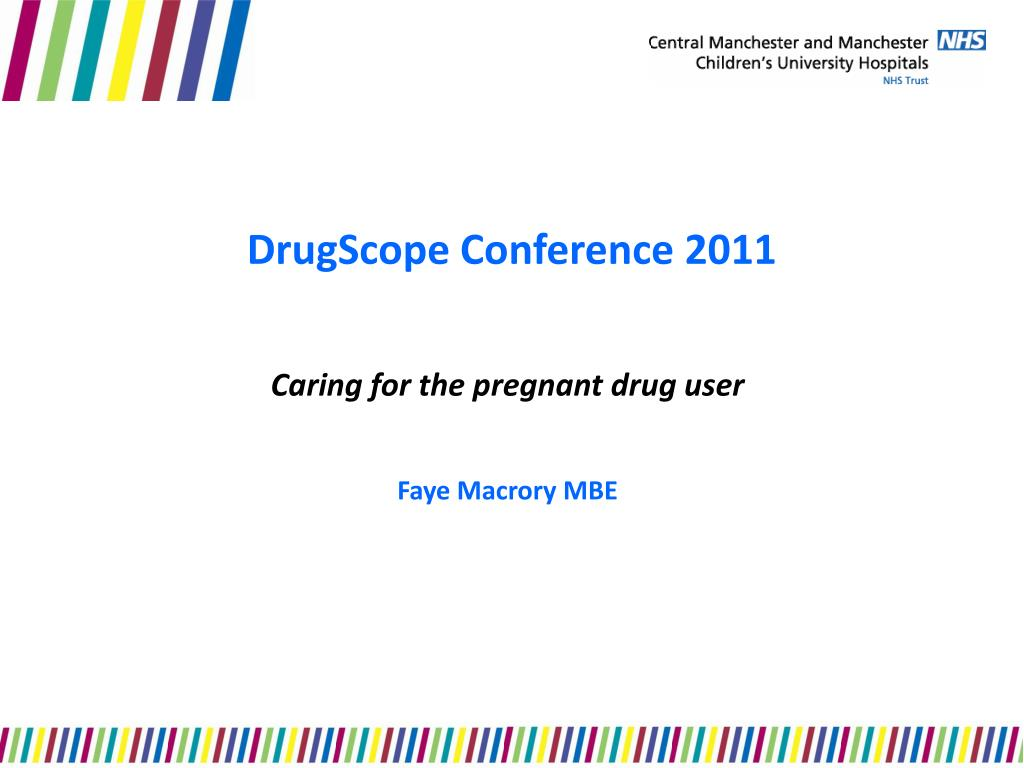 DrugScope Conference 2011