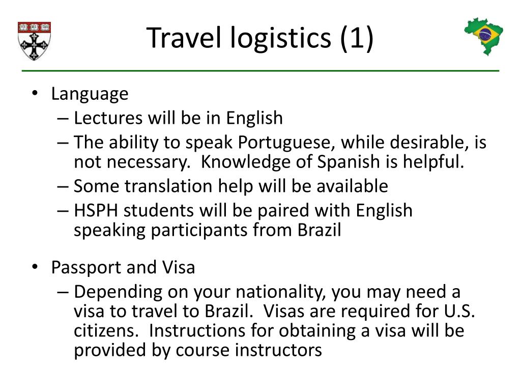 Travel logistics (1)