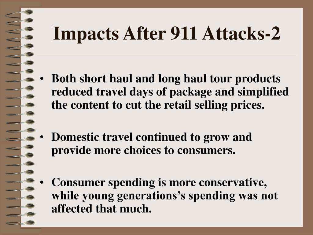 Impacts After 911 Attacks-2
