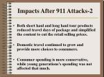 impacts after 911 attacks 2