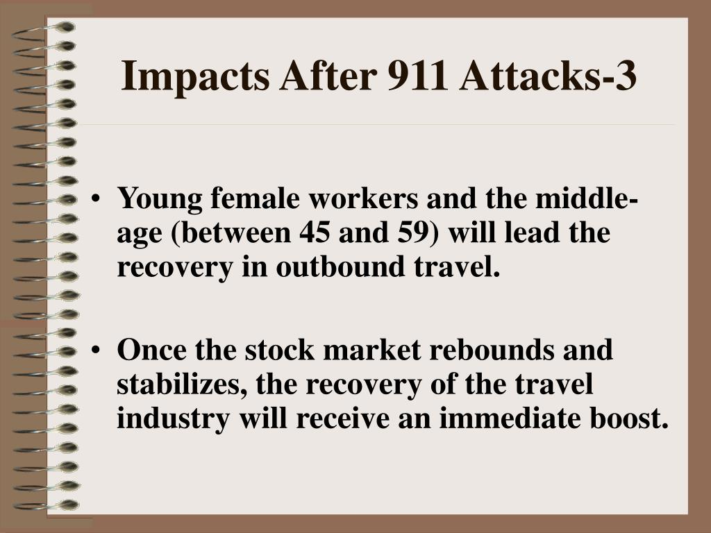 Impacts After 911 Attacks-3