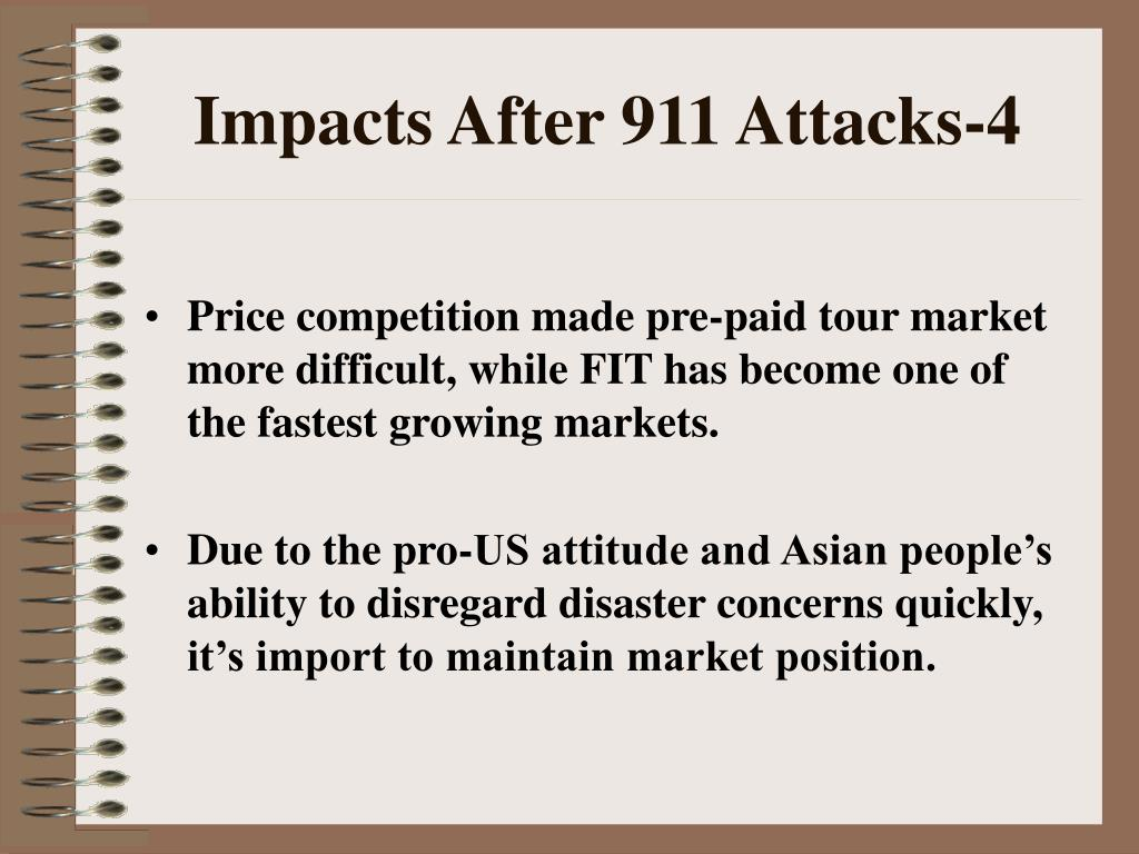 Impacts After 911 Attacks-4