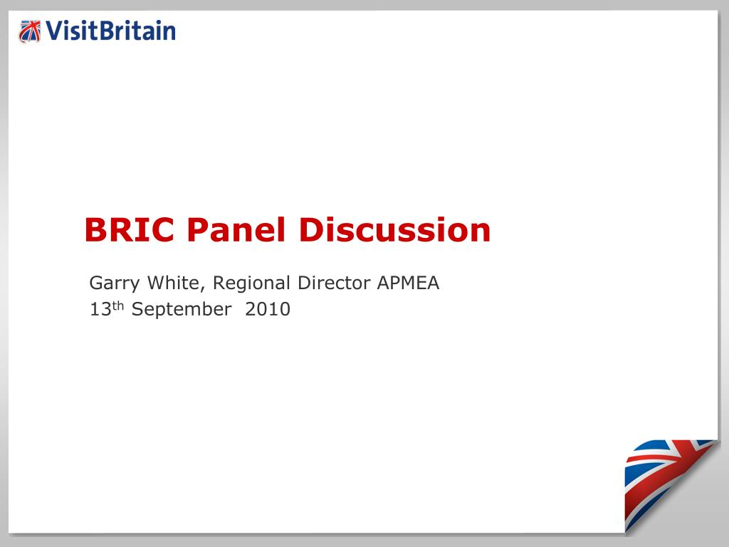 bric panel discussion l.