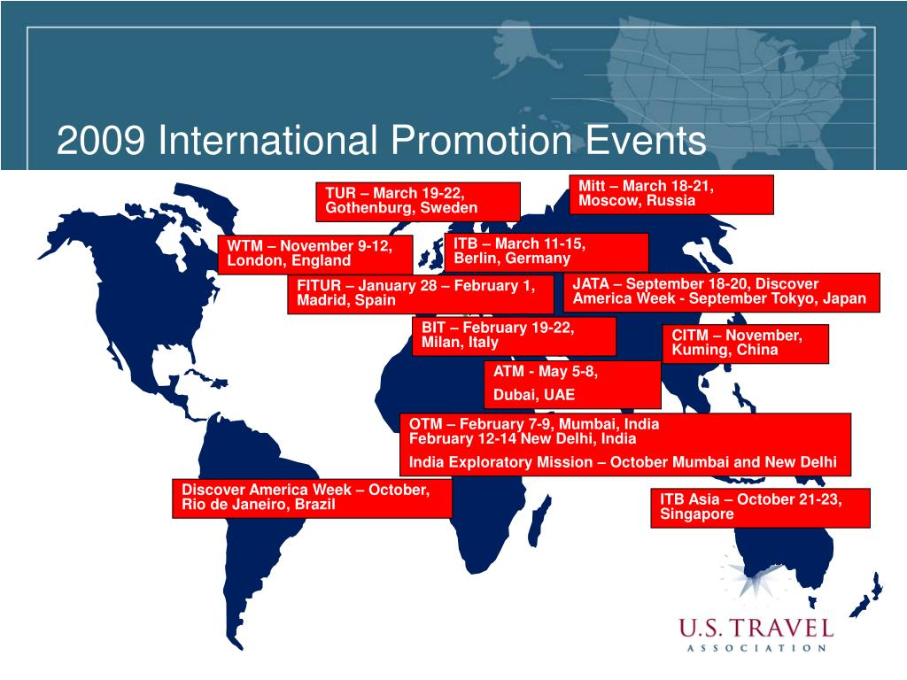 2009 International Promotion Events
