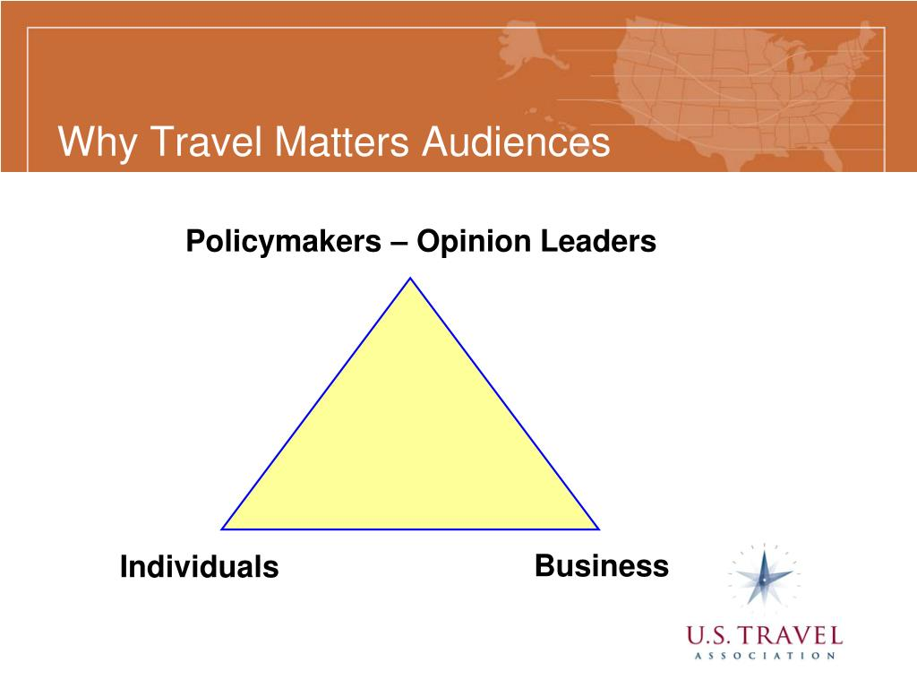 Why Travel Matters Audiences