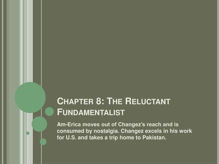 chapter 8 the reluctant fundamentalist n.